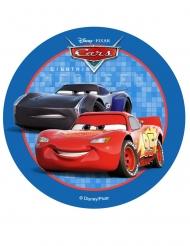 Disque en azyme Cars™ Flash McQueen et Jackson Storm 14,5 cm