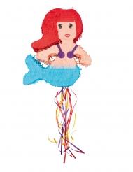 Piñata sirène 40 x 53 x 12 cm