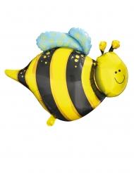 Ballon aluminium abeille 51 x 67 cm
