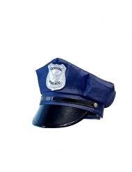 Casquette ajustable police enfant
