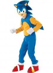 Déguisement luxe Sonic™ enfant