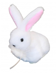 Lapin blanc 7 cm