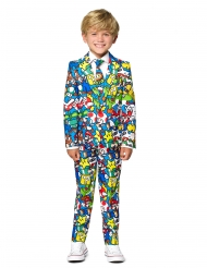 Costume Mr. Super Mario™ enfant Opposuits™