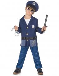 Déguisement veste policier enfant