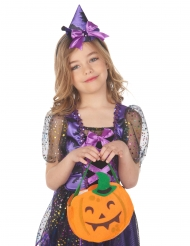 Sac Halloween citrouille enfant