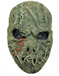 Masque tête d'épouvantail adulte