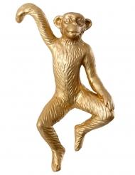 Figurine en résine singe 4 x 7 cm