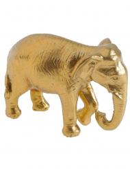 Figurine en résine éléphant 7,5 x 5,5 cm