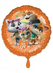Ballon aluminium 44 Chats™