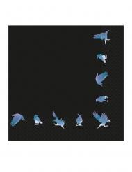 16 Serviettes en papier Boneshine Fever 33x33 cm