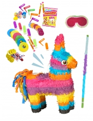 Kit piñata maxi Âne multicolore