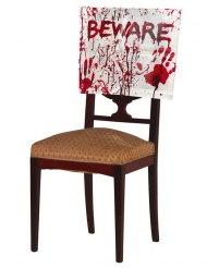 Couvre chaise Beware 48 x 38 cm