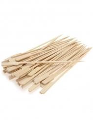 200 Piques en bambou 15 cm