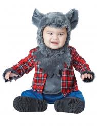 Déguisement loup garou bébé