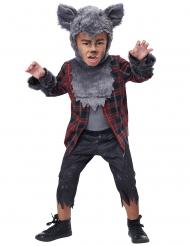 Déguisement loup garou garçon