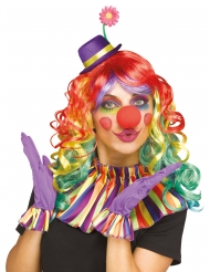 Kit clown joyeux adulte