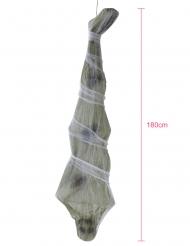 Décoration à suspendre cocon corps 180 x 42 cm