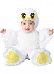 Déguisement chouette blanche bébé