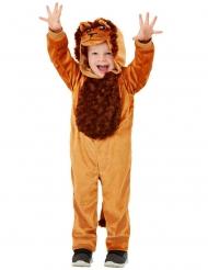 Déguisement lion bébé