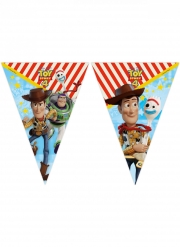 Guirlande 9 fanions Toy Story 4™ 2,3 m