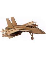 Maquette avion en carton 16,5 x 17,5 x 6 cm