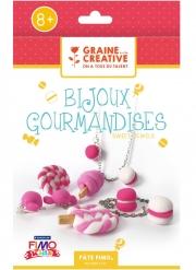 Kit bijoux gourmandises FIMO® 16 x 25,5 cm