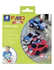 Kit pâte FIMO® Course de police