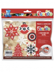 Kit perles à repasser Noël