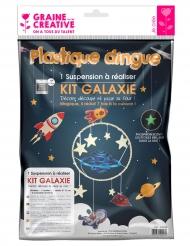 Kit plastique dingue suspension galaxie