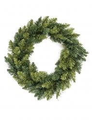 Couronne de sapin vert 40 cm