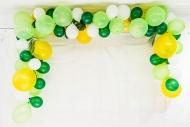 Kit arche de 70 ballons tropicale