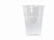50 Gobelets en RPET recyclables 250 ml
