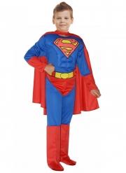 Déguisement Superman™ musclé garçon