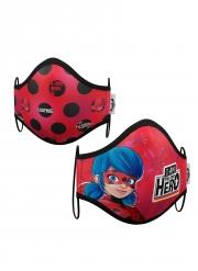 Boîte de 2 masques de protection enfant réutilisables Ladybug™