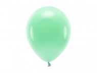 10 Ballons en latex pastel menthe 26 cm