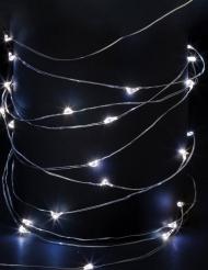 Guirlande de sapin lumineuse blanc froid 10 m