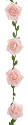 Guirlande de roses 120 cm