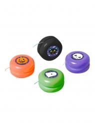 4 Yoyo petits monstres Halloween 4 cm