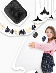 Kit décorations Halloween enfant chic