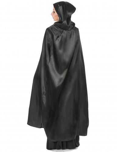 Cape vampire noire adulte Halloween-2