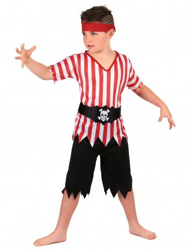 Déguisement pirate tunique garçon-1