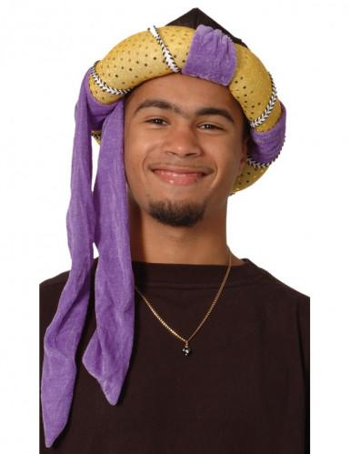 Chapeau de sultan arabe adulte