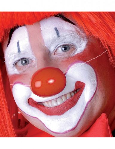 Nez clown plastique