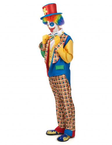 Déguisement clown de cirque homme-1