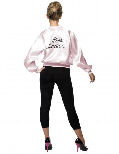 Déguisement Grease™ Pink Ladies années 50 femme-1
