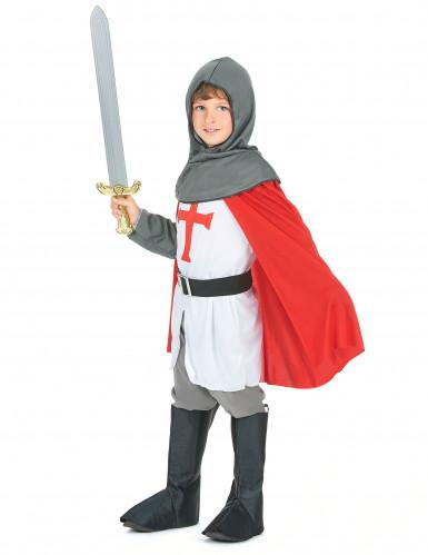 Déguisement chevalier croisé garçon-1