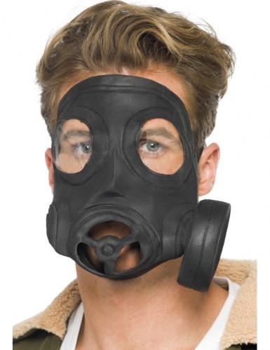 Masque à gaz adulte
