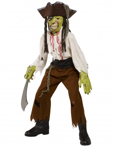 Déguisement pirate monstre garçon Halloween