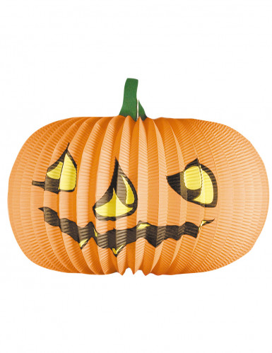 Lanterne citrouille Halloween 36 cm