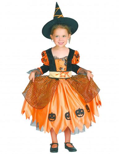 Déguisement sorcière fille Halloween-3